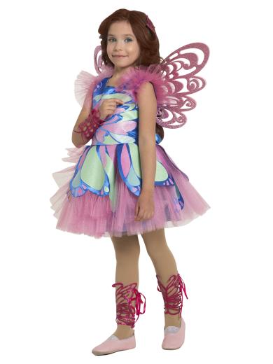 6b5b9bb406d017 Фея Винкс Блум костюм карнавальный купить в интернет-магазине